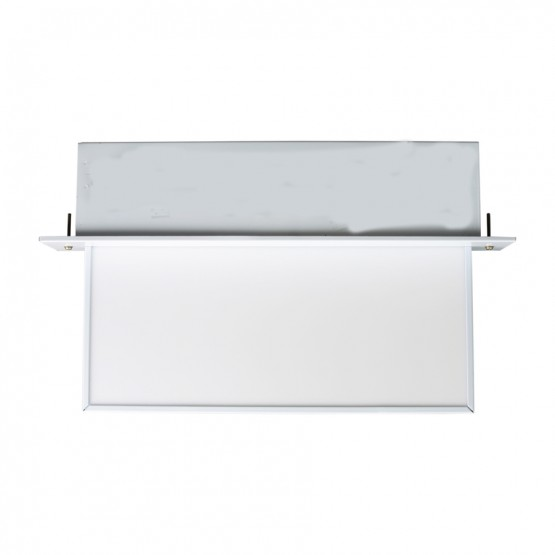 Emergency Luminaire with Exit Sign